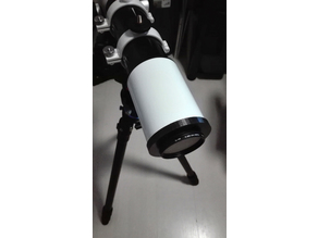 90mm to 58mm Telescope adapter