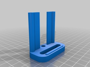 Selfie stick bracket / Soporte para celular Selfie stick