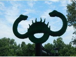 Snakes of Set Emblem