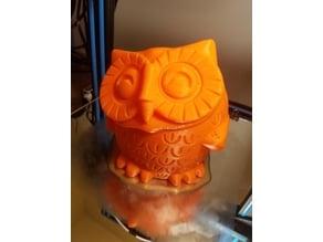 Owl Pot