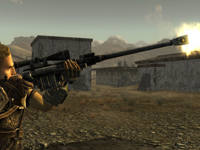 Fallout New Vegas Anti-Materiel Rifle
