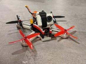 FlexiSprite Flexible Filament Quadcopter Frame (215 mm Frame, 4-in-1 ESC)