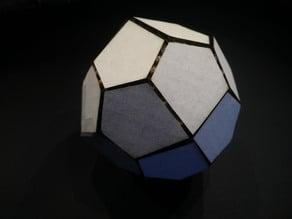 Foldable Pentagonal Icositetrahedron