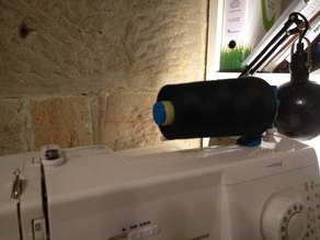 janome overlock spool adapter
