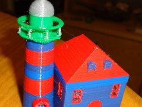 Multi strusion light house