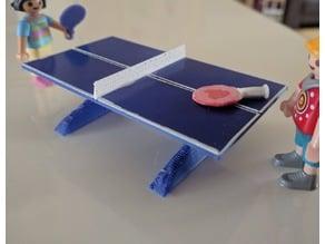 Playmobil TableTennis (pingpong)