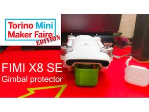 FIMI X8 SE Gimbal Protector Mini Maker Faire Turin edition