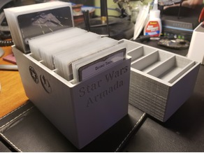 Star Wars: Armada Deck Case