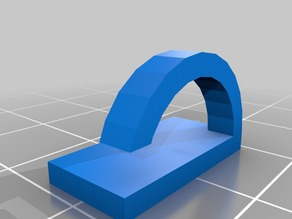 Sujeta Cables (2 tamaños) Para impresora 3D A-005/A-006