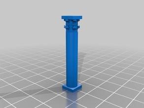 Simple Corinthian Column
