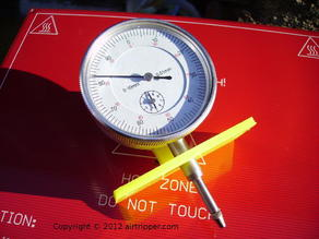 Parametric Dial Indicator Bracket