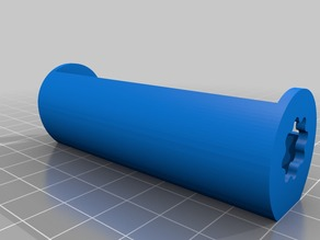 Toothpaste Squeezer (individual parts as separate files)