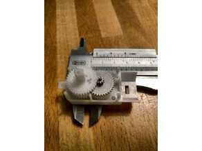 replacement gear for MC 4.0 robot