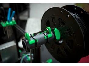 Universal Filament Spool Bearing Adapter (Super fast print)