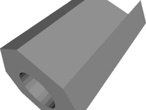 6mm end piece for Rokkaku kite