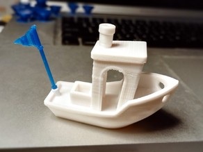 3DFlagchy - Flag for #3DBenchy