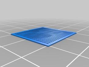 My Customized Faster Pixel Beads Photo Pane