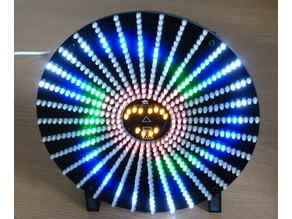 "stand for the excellent LED kit ""Dance Light led electronic"""