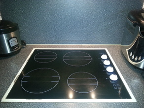 Oven knob / Curseur de plaque de cuisson