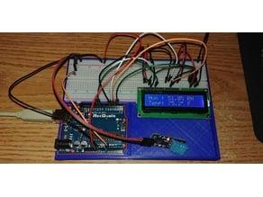Arduino UNO Breadboard Tray