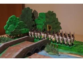 Napoleonics - Part 12 - Austrian Infantry