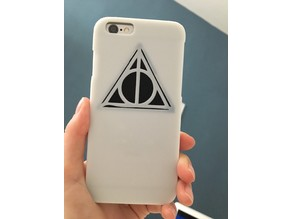 iPhone 6 Harry Potter Cover