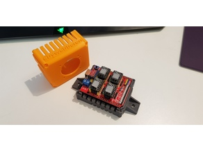 CNC-Shield box