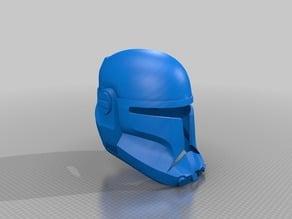"""SW Republic Commando """"RC Bucket Helmet Revision 3"""""""