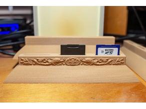 Trey SD Card Holder