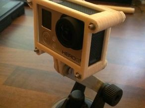 GoPro Hero3/Hero3+ Case v1.0