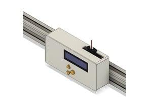 3D Filament Meter