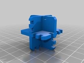 Axis Die - 3D Model