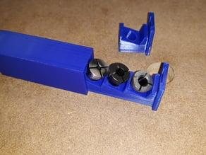 Makita RT0700 collet drawer