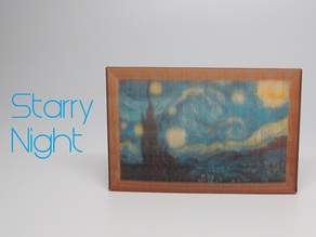 Starry Night - Full Color