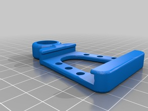 Anycubic I3 Mega Hot Bed Handle