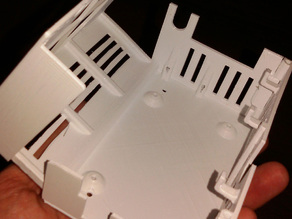 Ramps 1.4 case for 80 mm fan