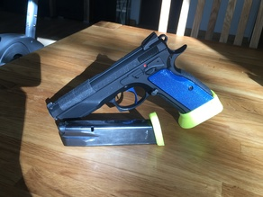 CZ 75 SP01 Shadow Basepad