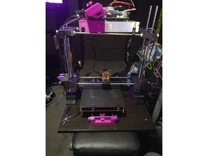 FrankenBot Modular 3D Printer