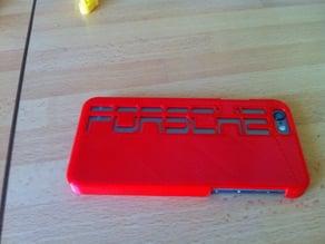 Case I-phone 6 Porshe DIY