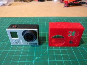 GoPro Hero3+ Simple Case