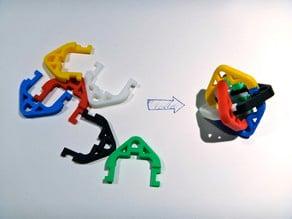 Color sample puzzle