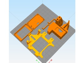 JGAurora A5X Standalone Kit *Mod*