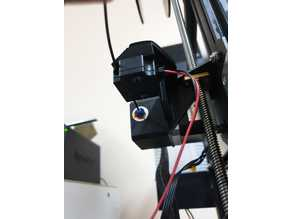 Ender 3/CR-10 BMG Filament sensor mount
