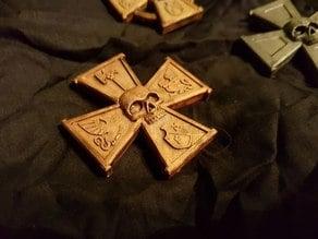 Medal Iron Cross 2nd class (fictitious)