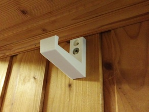 Simple Hook for Ladders