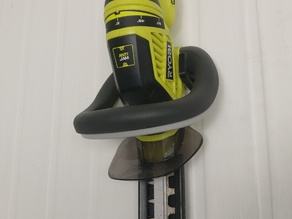 Ryobi Hedge Trimmer Wall Mount