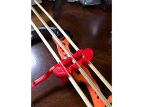 Cupid Arrow Rack for Miniature Compound Bow