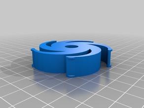 54 mm Hatchbox Spool Hub