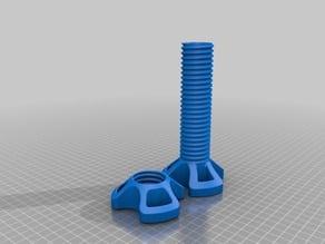 Universal Filament Spool Holder for 6000Z bearings