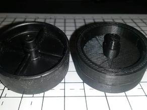 Roller for Plastic Storage Tub